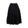 Authentic Second Hand Sacai Pleated Zip Details Skirt (PSS-414-00037) - Thumbnail 1