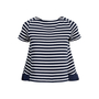 Authentic Second Hand Sacai Striped Top (PSS-414-00046) - Thumbnail 0