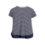 Authentic Second Hand Sacai Striped Top (PSS-414-00046) - Thumbnail 1
