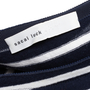 Authentic Second Hand Sacai Striped Top (PSS-414-00046) - Thumbnail 2