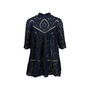 Authentic Second Hand Zimmermann Harlequin Broderie Panel Smock (PSS-414-00052) - Thumbnail 0