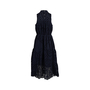 Authentic Second Hand Zimmermann Harlequin Broderie Panel Dress (PSS-414-00053) - Thumbnail 1