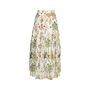 Authentic Second Hand Sretsis by Pim Sukhahuta Printed High Low Skirt (PSS-414-00070) - Thumbnail 1