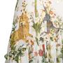Authentic Second Hand Sretsis by Pim Sukhahuta Printed High Low Skirt (PSS-414-00070) - Thumbnail 2