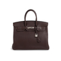 Authentic Second Hand Hermès Ebene Togo Birkin 35 (PSS-697-00002) - Thumbnail 0
