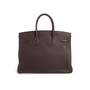 Authentic Second Hand Hermès Ebene Togo Birkin 35 (PSS-697-00002) - Thumbnail 2