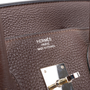 Authentic Second Hand Hermès Ebene Togo Birkin 35 (PSS-697-00002) - Thumbnail 5