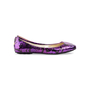 Authentic Second Hand Jimmy Choo Faux Snakeskin Flats (PSS-552-00047) - Thumbnail 2