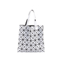 Authentic Second Hand Issey Miyake White Lucent Basic Tote (PSS-697-00001) - Thumbnail 0