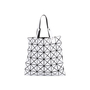 Authentic Second Hand Issey Miyake White Lucent Basic Tote (PSS-697-00001) - Thumbnail 2