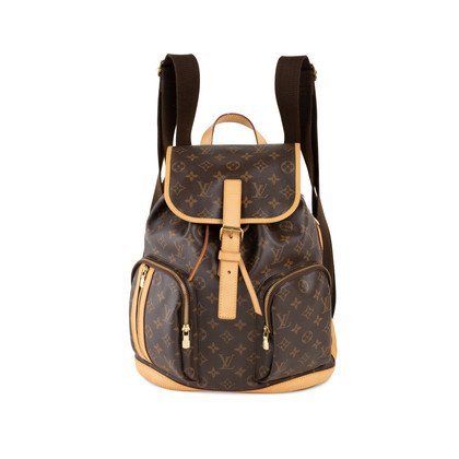 Authentic Second Hand Louis Vuitton Bosphore Monogram Backpack (PSS-675-00001)