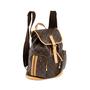 Authentic Second Hand Louis Vuitton Bosphore Monogram Backpack (PSS-675-00001) - Thumbnail 1