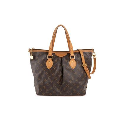 Authentic Second Hand Louis Vuitton Palermo PM Bag (PSS-675-00002)