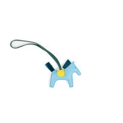 Horsehair Grigri Rodeo Charm TPM