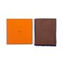 Authentic Second Hand Hermès H Angora Silk Muffler (PSS-691-00007) - Thumbnail 3