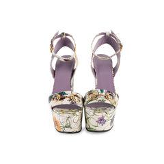Shanghai Soft Flora Sandals