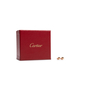 Authentic Second Hand Cartier Caresse d'Orchidees Pink Sapphire Earrings (PSS-680-00002) - Thumbnail 4