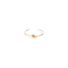Thin Knot Bracelet