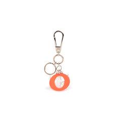 Floral Logo Keychain