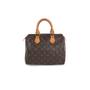 Authentic Second Hand Louis Vuitton Monogram Canvas Speedy 25 (PSS-682-00001) - Thumbnail 0