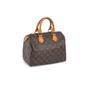 Authentic Second Hand Louis Vuitton Monogram Canvas Speedy 25 (PSS-682-00001) - Thumbnail 1