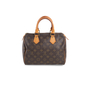 Authentic Second Hand Louis Vuitton Monogram Canvas Speedy 25 (PSS-682-00001) - Thumbnail 2