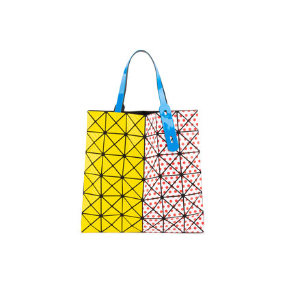Authentic Second Hand Issey Miyake Multicolour Bao Bao Tote Bag (PSS-682-00006)