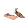 Authentic Second Hand Aquazzura Christy Pink Glitter Flats (PSS-697-00006) - Thumbnail 5