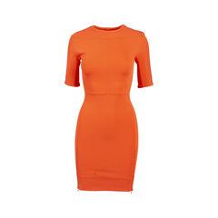 Signal Orange Dress