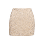 Authentic Second Hand Haute Hippie Embellished Mini Skirt (PSS-603-00019) - Thumbnail 0