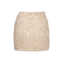 Authentic Second Hand Haute Hippie Embellished Mini Skirt (PSS-603-00019) - Thumbnail 1