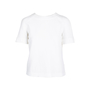 Authentic Second Hand Victoria Beckham Jeans Short Sleeve Top (PSS-346-00034) - Thumbnail 0