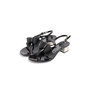 Authentic Second Hand Salvatore Ferragamo Perala Bow Thong Sandals (PSS-387-00088) - Thumbnail 2