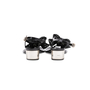 Authentic Second Hand Salvatore Ferragamo Perala Bow Thong Sandals (PSS-387-00088) - Thumbnail 3