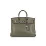 Authentic Second Hand Hermès Vert Olive Birkin 40 (PSS-393-00077) - Thumbnail 0