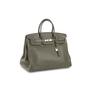 Authentic Second Hand Hermès Vert Olive Birkin 40 (PSS-393-00077) - Thumbnail 1