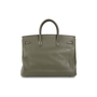 Authentic Second Hand Hermès Vert Olive Birkin 40 (PSS-393-00077) - Thumbnail 2