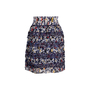 Authentic Second Hand Isabel Marant Printed Ruffle Skirt (PSS-340-00190) - Thumbnail 1