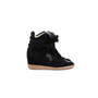 Authentic Second Hand Isabel Marant Bekett Suede Sneakers (PSS-700-00005) - Thumbnail 1
