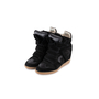 Authentic Second Hand Isabel Marant Bekett Suede Sneakers (PSS-700-00005) - Thumbnail 2