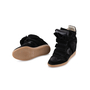 Authentic Second Hand Isabel Marant Bekett Suede Sneakers (PSS-700-00005) - Thumbnail 4