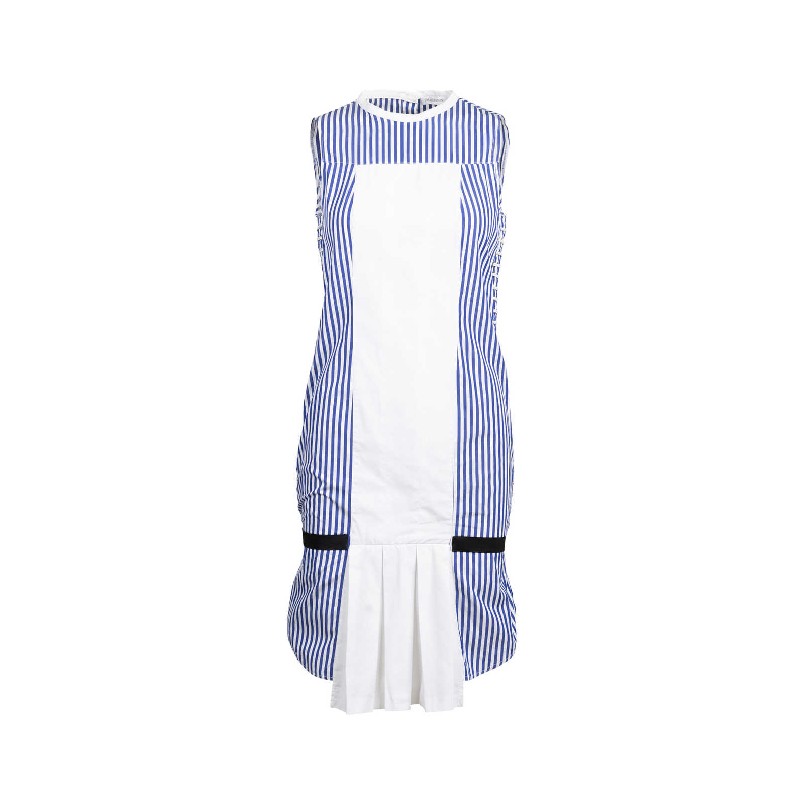 Authentic Second Hand J W  Anderson Striped Dress (PSS-045-00100