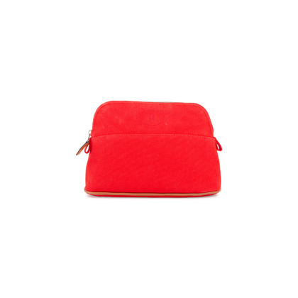 Authentic Second Hand Hermès Bolide Cosmetic Pouch 15 (PSS-145-00294)