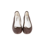 Authentic Second Hand Repetto Brown Ballerina Flats (PSS-705-00001) - Thumbnail 0