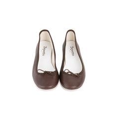 Brown Ballerina Flats