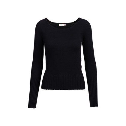 Authentic Second Hand Max & Co Black Sweater (PSS-103-00032)