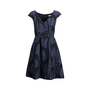 Authentic Second Hand Orla Kiely Fit-And-Flare Dress (PSS-705-00014) - Thumbnail 0