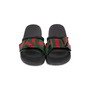 Authentic Second Hand Gucci Ribbon Bow Slides (PSS-503-00044) - Thumbnail 0