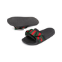 Authentic Second Hand Gucci Ribbon Bow Slides (PSS-503-00044) - Thumbnail 4