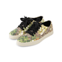 Authentic Second Hand Gucci Blooms Low Top Sneakers (PSS-052-00025) - Thumbnail 1